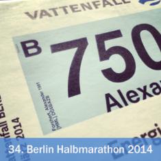 Berlin Halbmarathon
