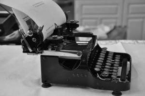 Typewriter sw