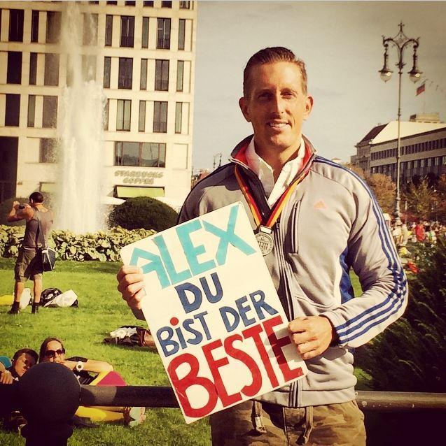Zielfoto Berlin Marathon