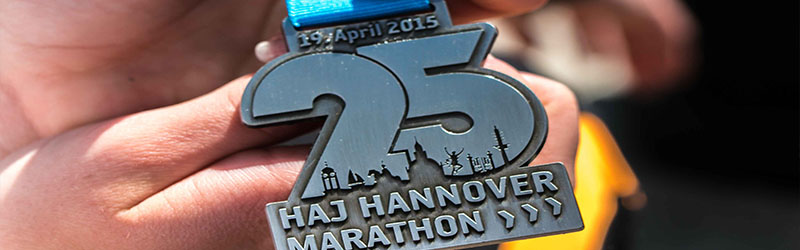 HAJ Hannover Marathon 19. April 2015
