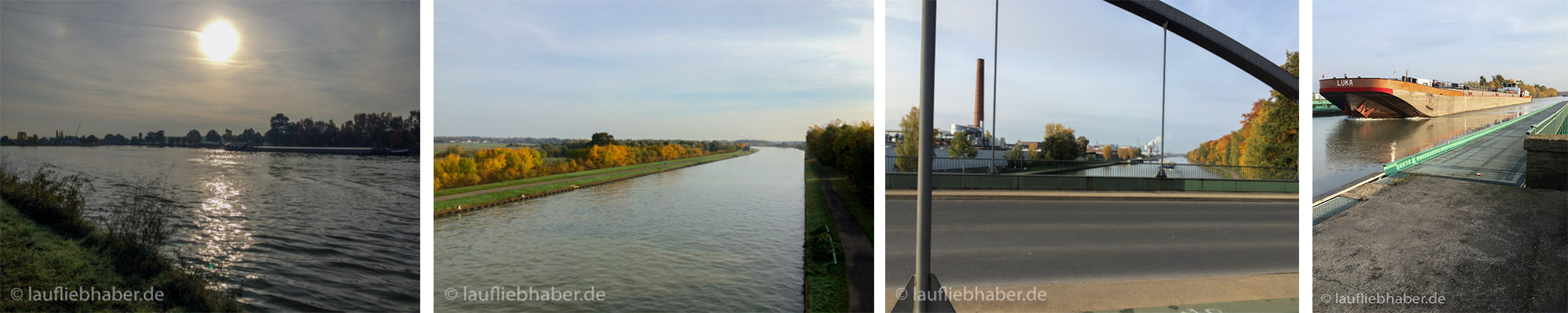 Bilderreihe Mittellandkanal