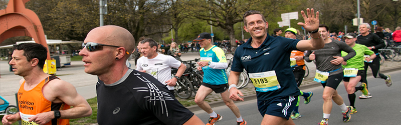 Marathon Hannover Header