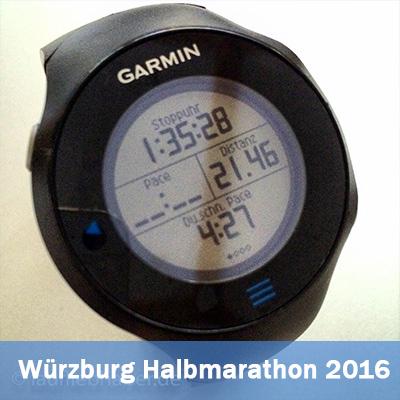 Halbmarathon Würzburg