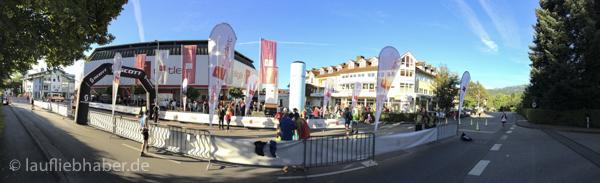Allgäu Marathon Sonthofen Start