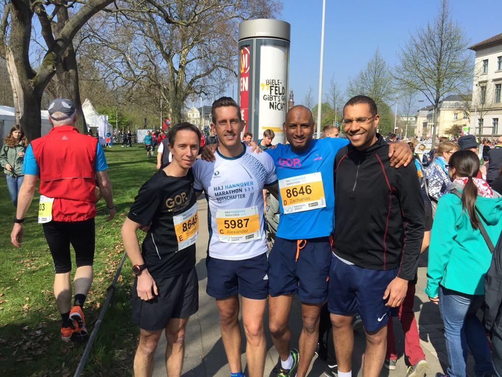 HAJ Marathon Team
