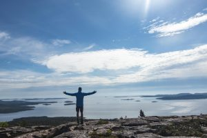 Höga Kustenleden • High Coast Trail • Fahrtenbericht