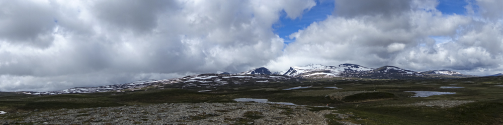 kungsleden Panorama